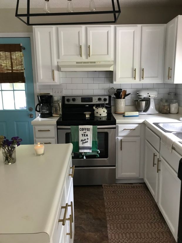 Painting Kitchen Floor: A Saga – prepfordwife